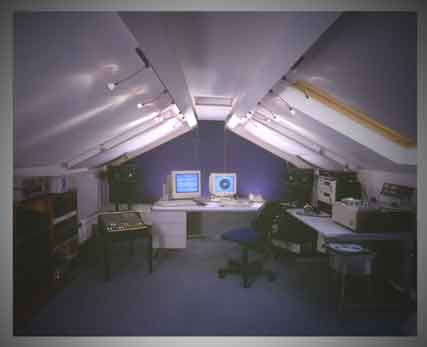 The Mastering Room